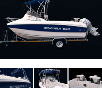 Benguela Cat - Forward Console