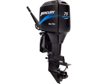 Mercury SeaPro™ TwoStroke 60hp