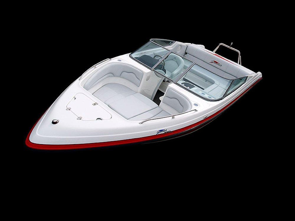 Panache 2450 Motor King Amp Marine Parsun Amp Tohatsu
