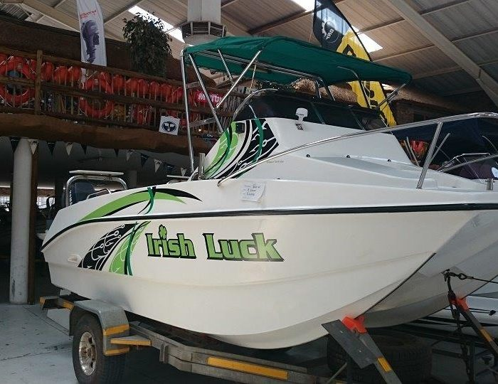 Seacat 565 - Irish Luck