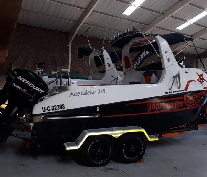 Ace glider 630 (Jagermeister) 2