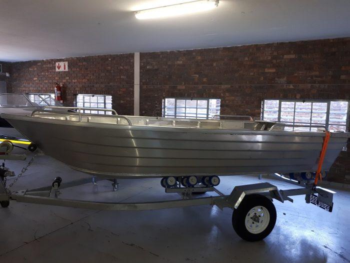 Aluminium 4.0 Meter Boat