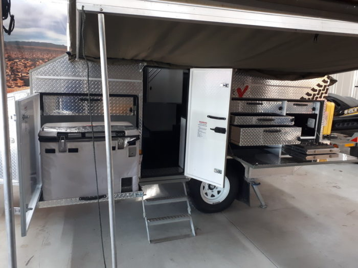 Crown Venture Caravan (4 sleeper offroad Caravan) 3