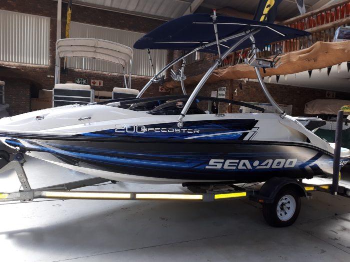 Seadoo Speadster 200