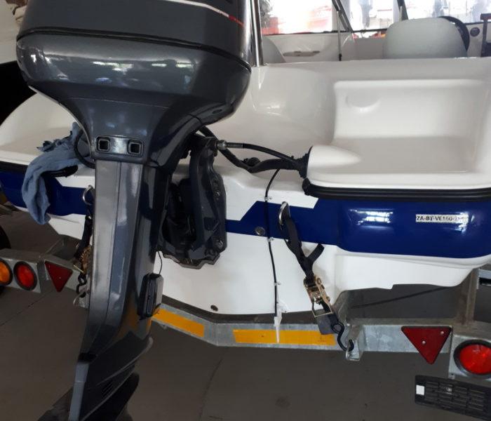 Xpression Velocity New Boat 2