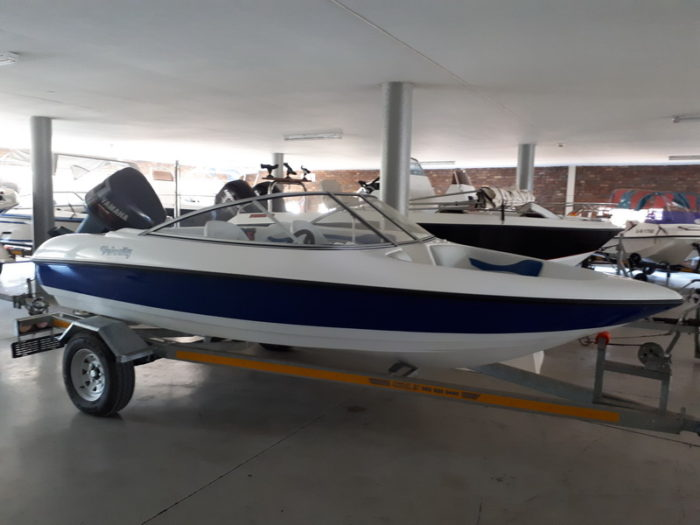 Xpression Velocity New Boat