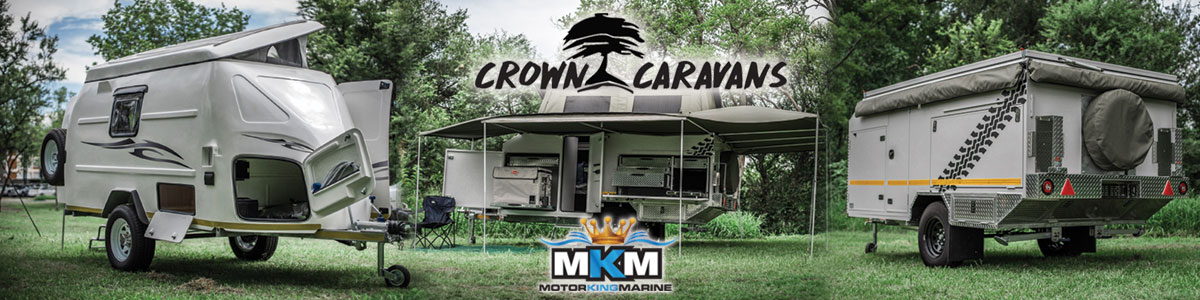 Crown Caravans | MKM | Pretoria | Buy a Caravan South Africa 1
