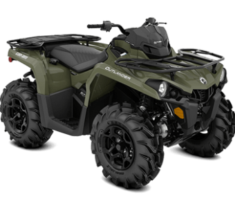 Can-Am Outlander 450 1